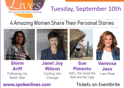FB Spoken Lives Toronto West Sept 10