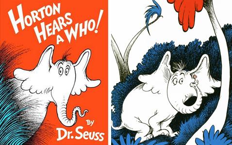 Horton Hears by Dr Seuss